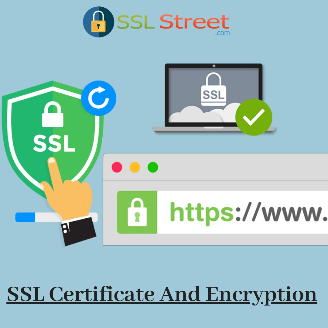 SSL Certificate And Encryption